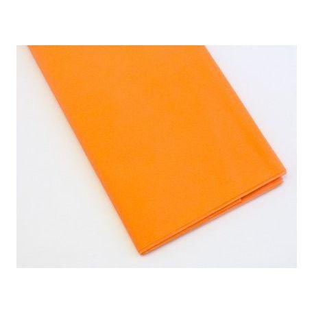Feuilles papier de soie mousseline fushia 50x75 cm