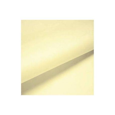 Feuilles papier de soie mousseline orange 50x75 cm