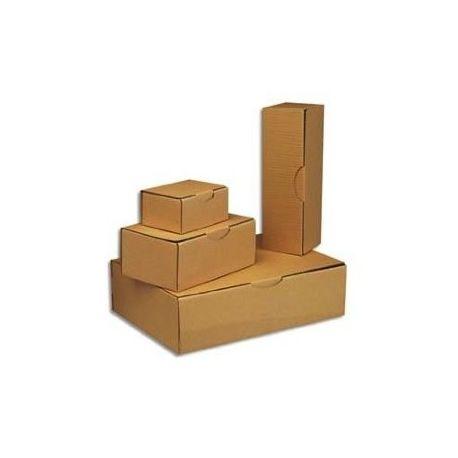 bo te postale brune 300x240x100 m m emballage garrigou. Black Bedroom Furniture Sets. Home Design Ideas