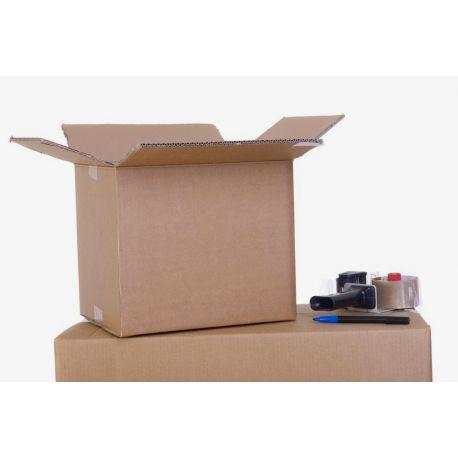 lot15 cartons pour déménagement 550X330X245 mm