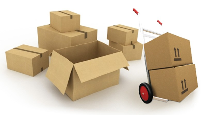 Carton spécial déménagement